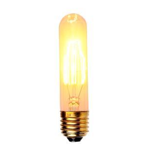 Lâmpada de Filamento de Carbono T128 40W - OL Iluminação
