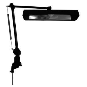 Luminária Articulada para 2 Lâmpadas 271 Preta - Ilutec