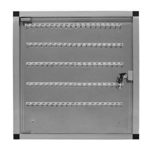 Quadro de Chaves em Alumínio para 100 Chaves - Ligação