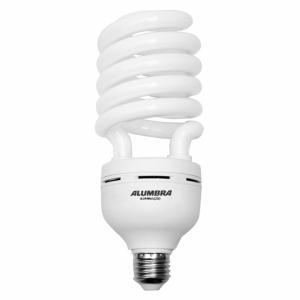 Lâmpada Eletrônica Espiral T5 53W 220V E-27 Branca  - Alumbra