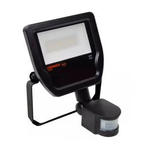 Refletor de Led 20W com Sensor 5000K IP65 Preto Bivolt Ledvance - Osram
