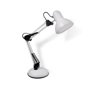Luminária de Mesa Articulável Move Light Branca TA004/03X - Hugy