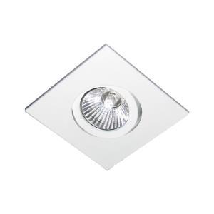 Spot de Embutir Direcionável Alumínio para Lâmpada Dicróica GU10 1070 Branco  - Impacto
