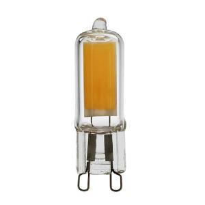 Lâmpada de Led Halopin Glass 2W G9 Amarela 2500K 127V - Osram