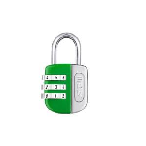 Cadeado 25mm Segredo Verde  - Stam