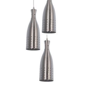 Pendente Alumínio 6953/3  - UNIK Iluminação