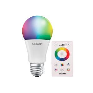 Lâmpada de Led Bulbo A60 7,5W RGB Bivolt  - Osram