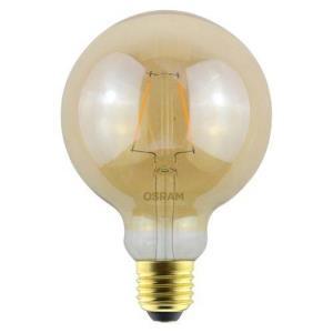 Lâmpada de Led Globo Vintage 2,5W Branca Morna 2500K Bivolt  - Osram