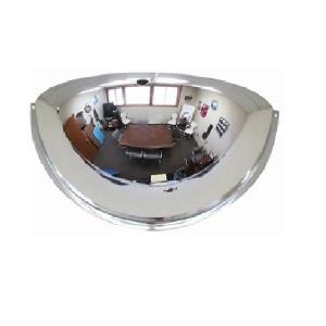 Espelho Convexo de Teto 180 Graus 50 cm - Ligação