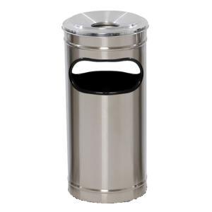 Cinzeiro Lixeira Aço Inox Cr  - Ligação