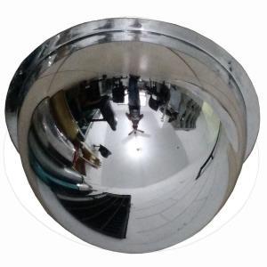 Espelho Convexo de Teto 360 Graus 80 cm - Ligação