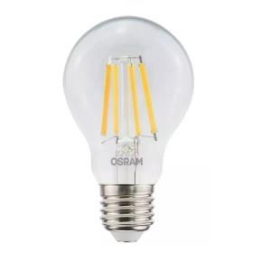 Lâmpada de Led Filamento A60 7W Branca Fria 6500K Clara Bivolt - Osram
