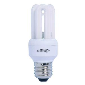 Lâmpada Eletrônica  9W Branca - ECP