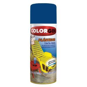 Tinta Spray Para Plástico 350ml - Colorgin