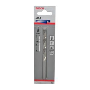 Broca Aco Rapido     8,0MM - Bosch
