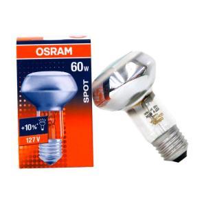 Lâmpada Concentra R63 60W  - Osram