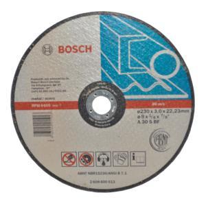 Disco de Corte Plano 24 9 - Bosch