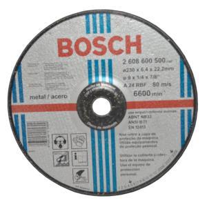 Disco de Desbaste 24 9 - Bosch