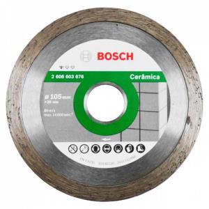 Disco Diamantado Standard Cerâmica Liso 105mm - Bosch