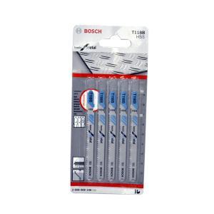 Serra Para Tico Tico 5 Pcs 8146 - Bosch