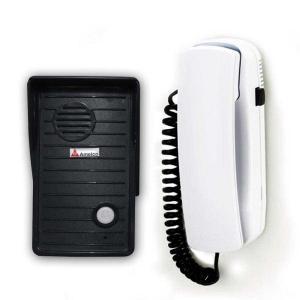 Porteiro Eletrônico Residencial AM-M10 Preto  - Amelco